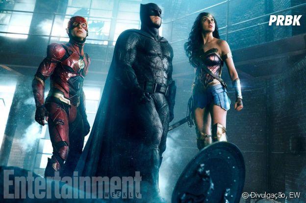 """O filme """"Liga da Justiça"""" vai explodir as telonas em 2017!"""