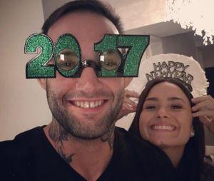 Demi Lovato passa Ano Novo com lutador brasileiro, Guilherme Bomba, e fãs especulam namoro
