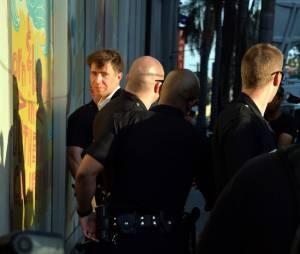 """Réporter ucraniano é detido após agredir Brad Pitt em première de """"Malévola"""", nos Estados Unidos"""
