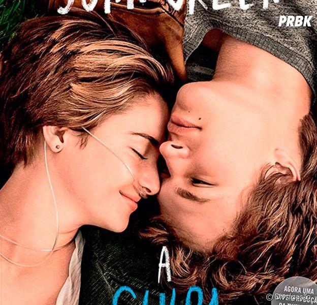 """""""A Culpa é das Estrelas"""" é o livro do momento entre os adolescentes"""