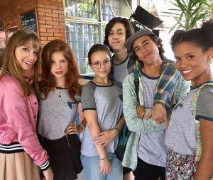 """Com Larissa Manoela, veja as melhores fotos dos bastidores de """"Meus 15 Anos - O Filme"""""""