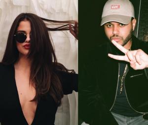 """Selena Gomez ouve """"Starboy"""", álbum de The Weeknd!"""