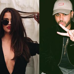 """Selena Gomez e The Weeknd namorando? Cantora é flagrada ouvindo álbum """"Starboy"""" e aumenta suspeita!"""