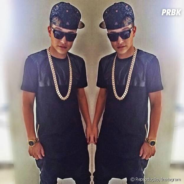 O estilo do MC Gui é parecido com o de Justin Bieber