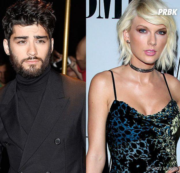 """Taylor Swift e Zayn Malik aparecem juntos em nova foto do clipe de """"I Don't Wanna Live Forever"""""""