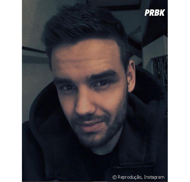 Liam Payne, do One Direction, publica foto em estúdio!