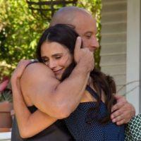 """Vin Diesel e Jordana Brewster juntos em nova foto de """"Velozes e Furiosos 7"""""""