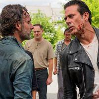 """Em """"The Walking Dead"""", na 7ª temporada: Rick (Andrew Lincoln) está preparado para acabar com Negan"""