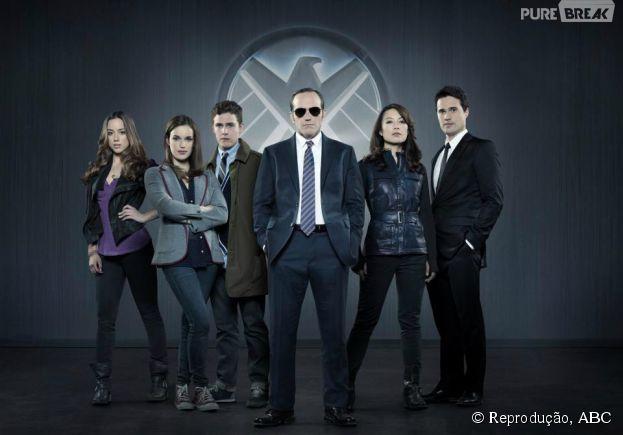 """""""Agents of S.H.I.E.L.D."""" será mais sombria de acordo com ator Clark Gregg!"""