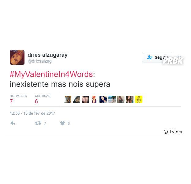 Valentine's Day: tag #MyValentinein4Words vira Trending Topic no Twitter pra comemorar o Dia dos Namorados americano!
