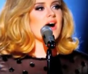 "Adele - ""Rolling In The Deep"""