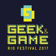 Geek & Game Rio Festival 2017: conheça o evento que mistura cultura pop e nerd em um só lugar!
