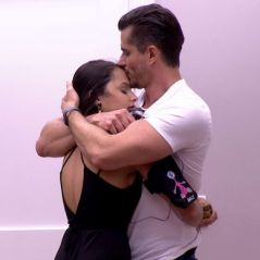 """No """"BBB17"""": Emilly e Marcos se beijam após eliminação de Luiz Felipe no paredão triplo!"""