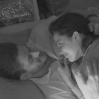 """No """"BBB17"""": Marcos beija Emilly, mas sister foge de romance: """"Não quero que isso aconteça assim"""""""