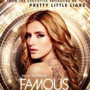 "De ""Famous in Love"", com Bella Thorne: novo pôster mostra a protagonista arrasando!"