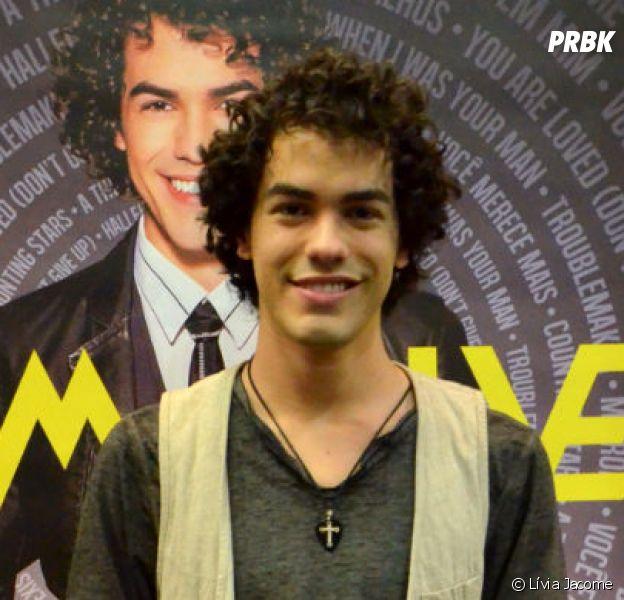Sam Alves faz Ping Pong com o Purebreak
