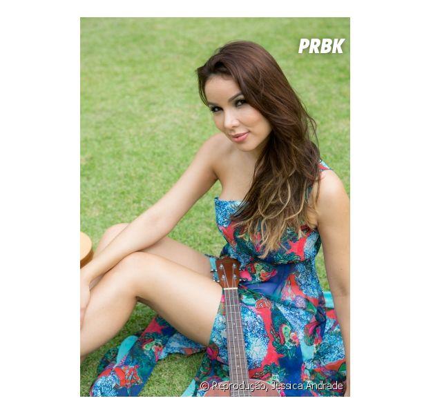 Liah Soares é famosa por fazer composições de sucesso