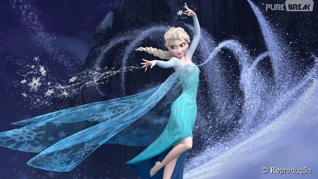 """A poderosa Elsa, de """"Frozen"""", não está chegando sozinha em """"Once Upon a Time""""!"""