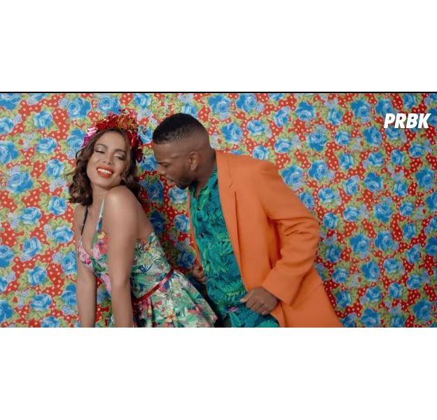 """Anitta e Nego do Borel, de """"Você Partiu Meu Coração"""", atingem o top 15 do iTunes na Argentina"""
