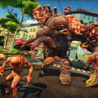 "Exclusivo para Xbox, ""Sunset Overdrive"" é exibido no painel da Microsoft na E3"
