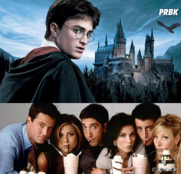 """Com """"Harry Potter"""", """"Friends"""" e mais: 10 lugares que todo mundo já teve vontade de visitar!"""