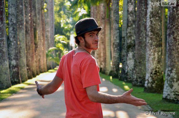 """Vitor Thiré, de """"Malhação"""", falou sobre """"Malhação"""" e muito mais com o Purebreak!"""