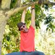 """Vitor Thiré subiu até em árvore para o especial de """"Malhação"""" do Purebreak!"""