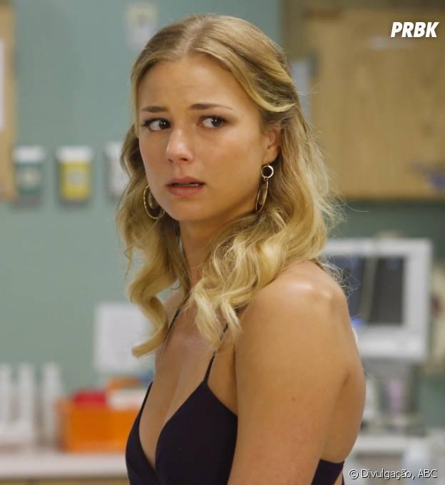 """Qual será a reação de Emily (Emily VanCamp) em """"Revenge""""?"""
