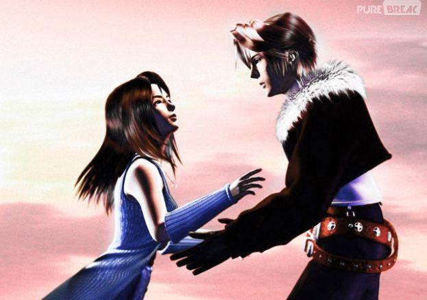 """Rinoa e Squall é um dos casais mais admirados pelos fãs de """"Final Fantasy"""""""
