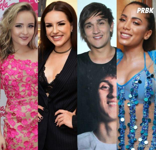Larissa Manoela, Kéfera Buchmann, Christian Figueiredo e Anitta foram indicados no Kids' Choice Awards 2017!