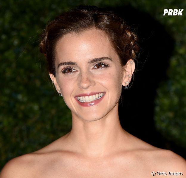 "Emma Watson, de ""A Bela e a Fera"", fala sobre ..."