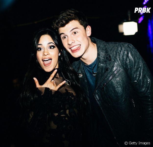 Camila Cabello e Shawn Mendes cantando juntos: uma duplona!