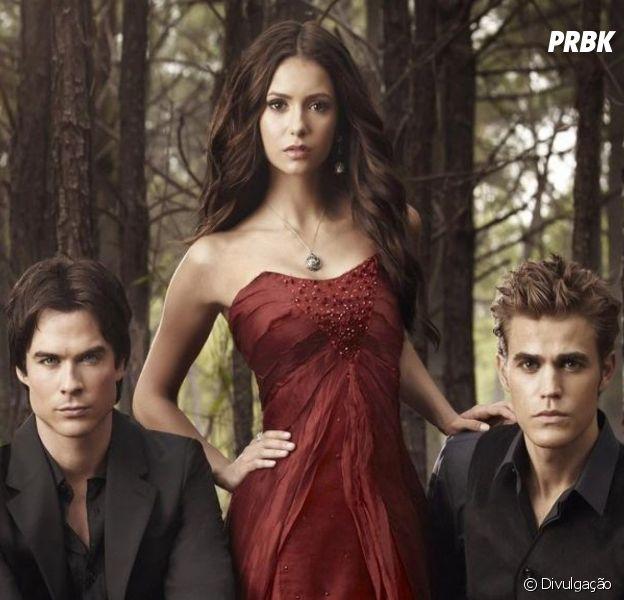 """""""The Vampire Diaries"""" acabou, mas ainda segue na boca do povo!"""