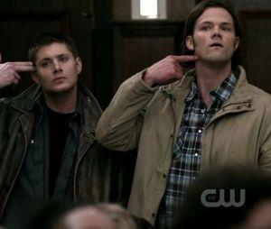 """""""Supernatural"""" sempre arranca muitas risadas da gente!"""