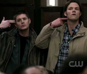 """Se liga nos erros de gravação da 11ª temporada de """"Supernatural"""""""