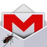 Google conserta erro no Gmail que exibia informações dos usuários