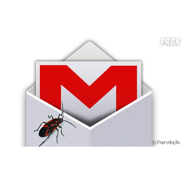 Google conserta bug no Gmail graças a ajuda de um israelita.