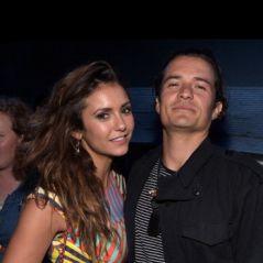 """Nina Dobrev, ex-""""The Vampire Diaries"""", e Orlando Bloom estão se conhecendo melhor, segundo site"""