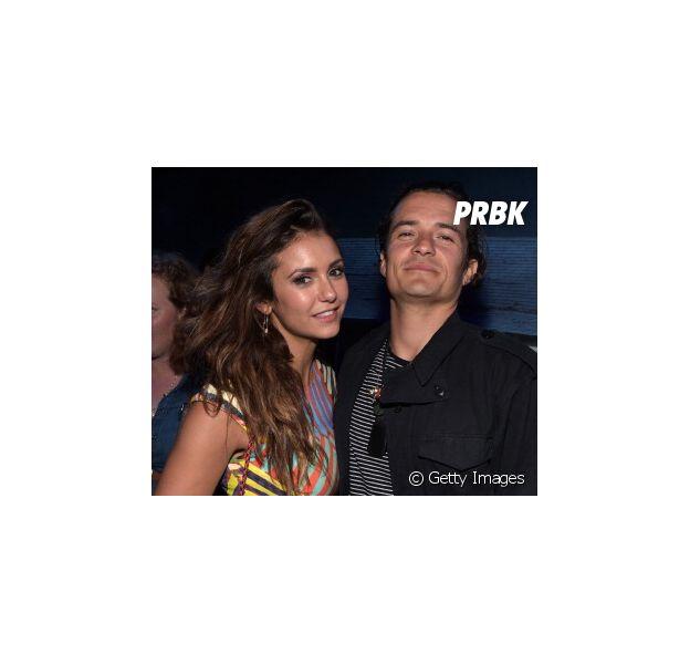Nina Dobrev e Orlando Bloom juntos? Os dois podem estar se envolvendo, segundo site!