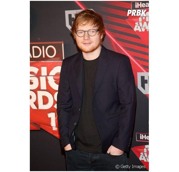 """Ed Sheeran começa a divulgar """"Castle On The Hill"""" nos Estados Unidos!"""