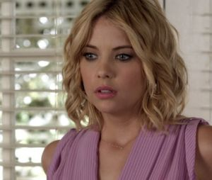 "De ""Pretty Little Liars"", Hanna (Ashley Benson)  tem um jeito todo ariano de ser!"