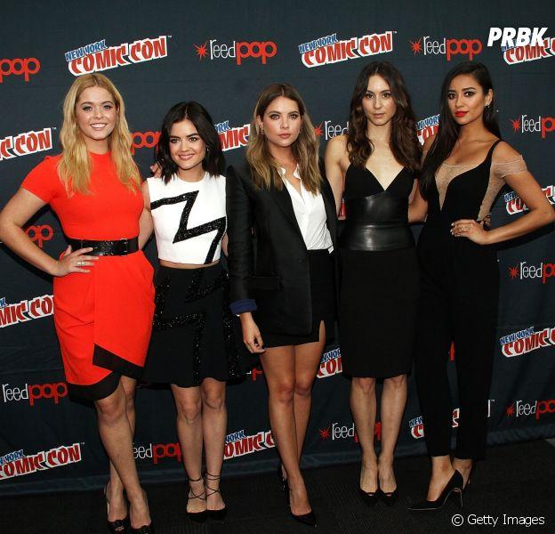 """Pretty Little Liars"" tem grande chance de virar filme, segundo atrizes!"