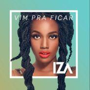 """Iza, da trilha de """"Rock Story"""", lança faixa """"Vim Pra Ficar"""" na internet e fãs torcem por álbum!"""
