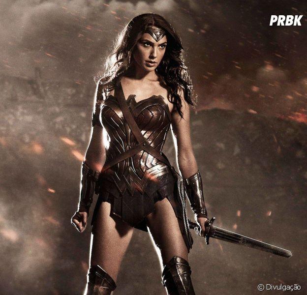 """""""Mulher-Maravilha"""", da DC Comics, chega às telonas ainda este ano!"""