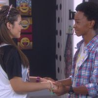 """Novela """"Carinha de Anjo"""": Juju (Maisa Silva) e Zeca finalmente começam a namorar!"""