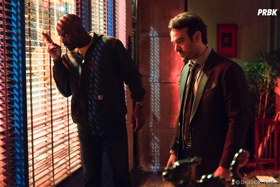 """Série """"Os Defensores"""" tem herois como   Jessica Jones  ,  Luke Cage  ,  Demolidor  e  Punho de Ferro"""