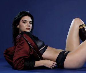Kendall Jenner pretende fazer mais ensaios sensuais daqui pra frente