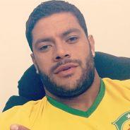 13 fotos de Hulk, camisa 7 da Seleção Brasileira, no Instagram