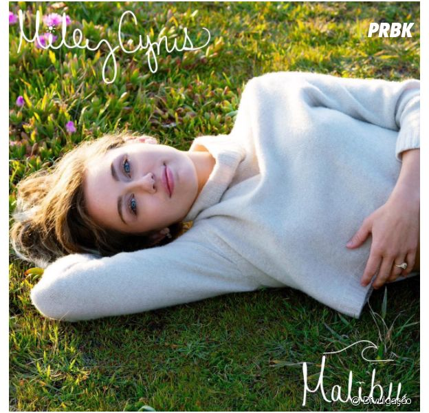 "Miley Cyrus libera novo single ""Malibu"""