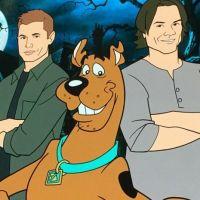 """De """"Supernatural"""": 13ª temporada da série vira desenho animado e faz crossover com """"Scooby-Doo"""""""